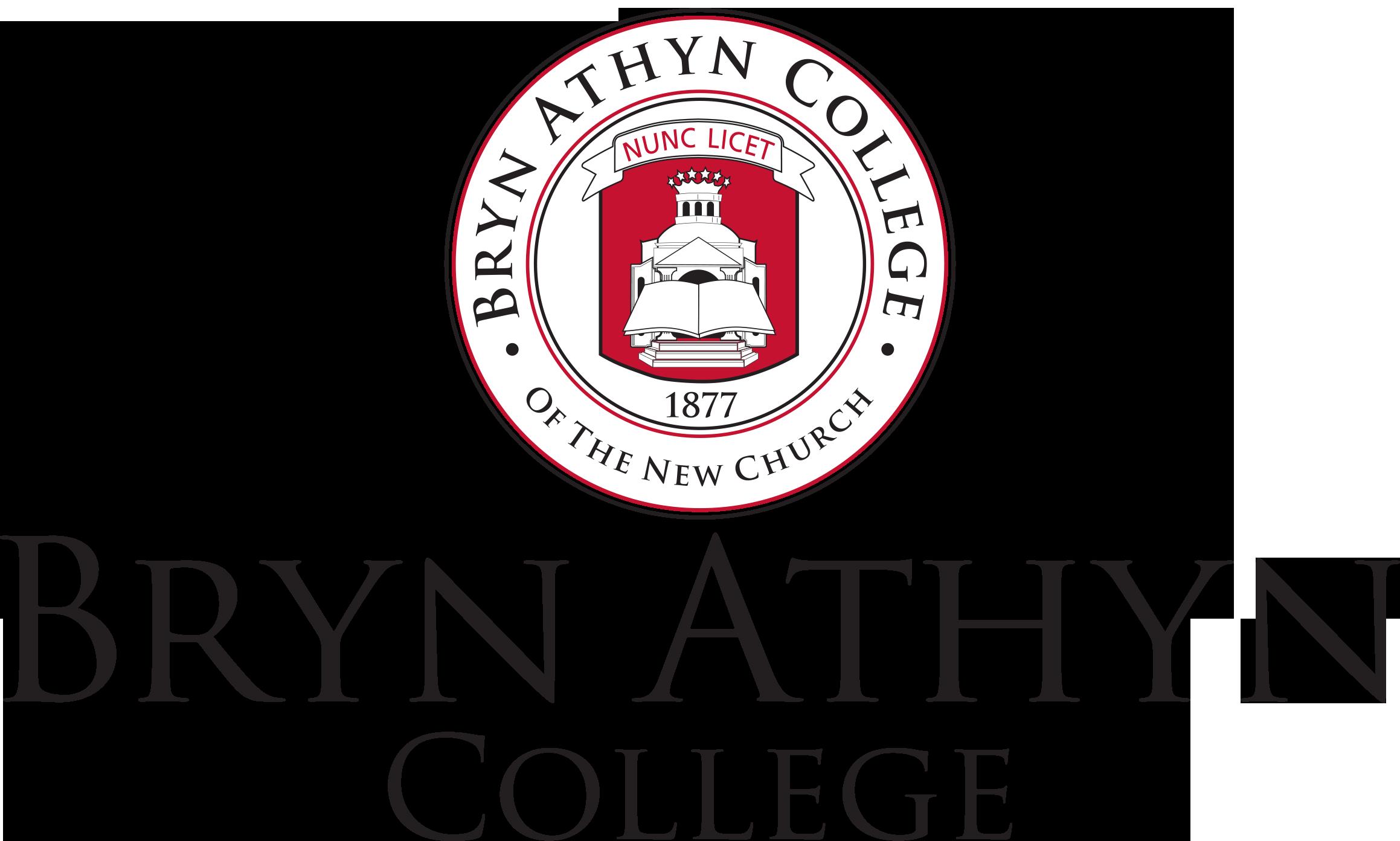 Bryn Athyn College logo