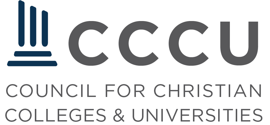 Council for Christian Campuses and Universities (CCCU) logo